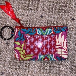 Brand new Vera Bradley mini wallet for ID.